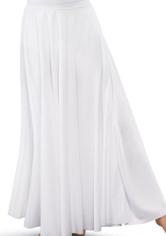 Floor Length Praise Skirt (Adult S-XL)