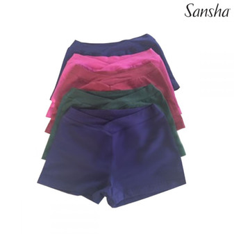 Cotton Spandex Shorts (Adult)