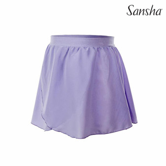 Pull-On Wrap Skirt (Child)