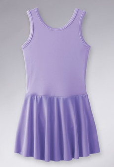 Tank Style Leotard Dress