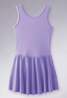 Tank Style Leotard Dress