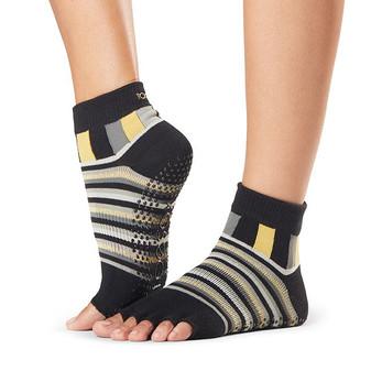 Half Toe Ankle Grip Sock