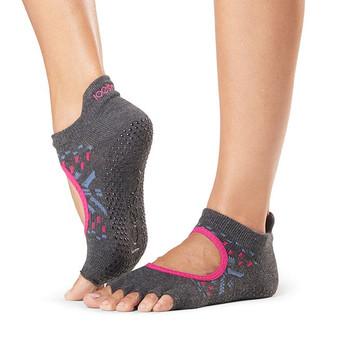 Half Toe Bellarina Grip Sock