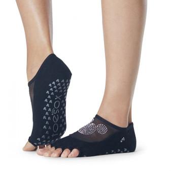 Half Toe Disney Luna Grip Sock