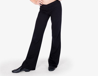 V-Cut Jazz Pants