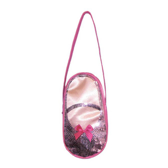 Satin & Sequin Tote Bag