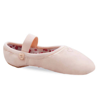 Capezio No-Tie Ballet Shoes