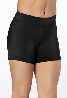 Mid Rise Mid Longer Lenght Shorts (Child)