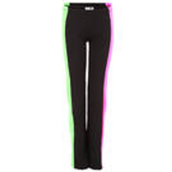 Hot Pink and Lime Stripe Pants (Child)