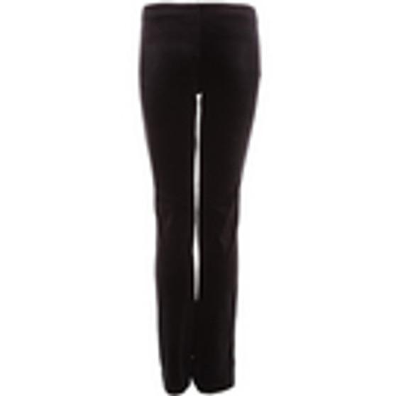 Black Velvet Jazz Pants