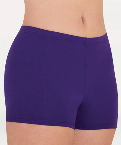Body Wrappers Spandex Shorts (Adult)