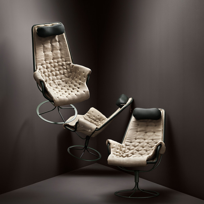 The Iconic Jetson Match Chair, black