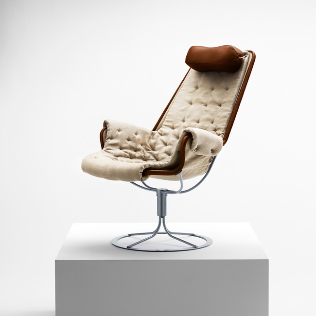 The Iconic Jetson Match Chair, brown