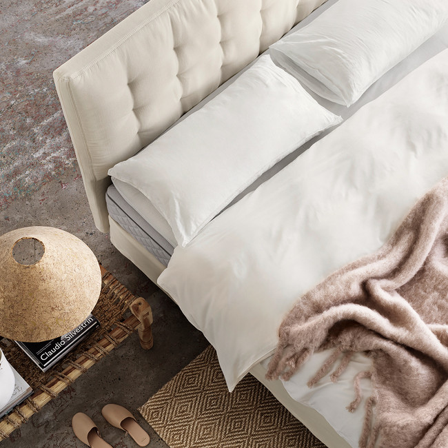 DUXIANA Essentials, Sateen, Pillow Cases, styled