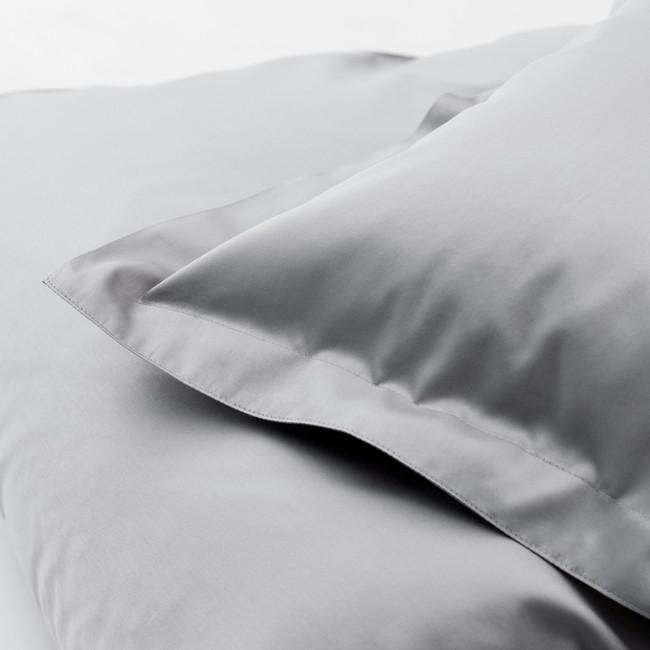 DUXIANA Essentials Pillow Case, silver
