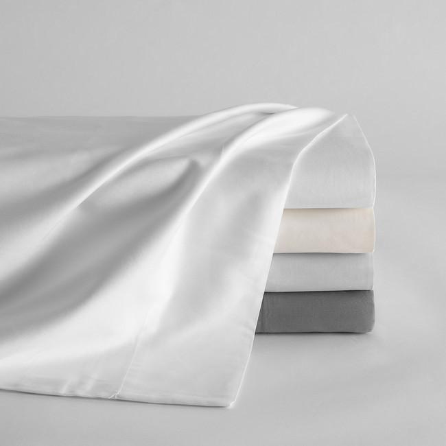 DUXIANA Essentials - Sateen, flat sheet, colors