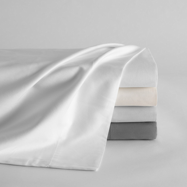 DUXIANA Essentials - Sateen flat sheet, colors