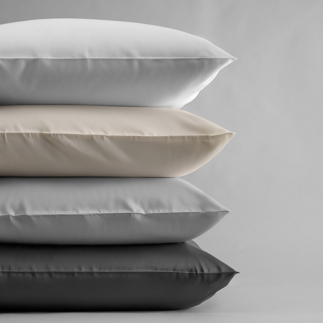 DUXIANA Essentials - Sateen pillow case colors