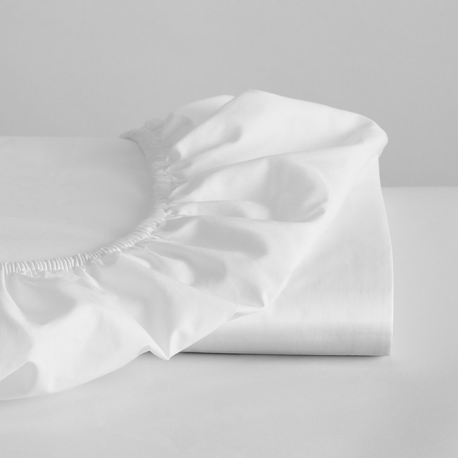 DUXIANA Percale - Fitted Sheet