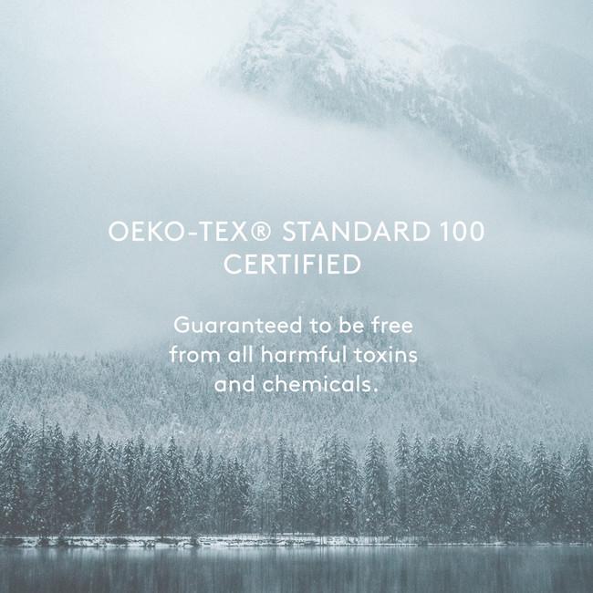 DUXIANA Essentials - Percale, Oeko Tex Certified