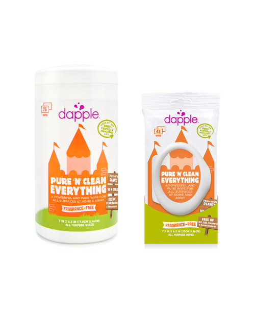 Nature's One® - dapple | The Best Baby Safe Home Cleaning