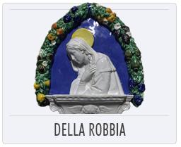 Italian Deruta Pottery Della Robbia