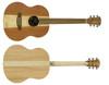 Cole Clark Little Lady 1 CCLL1ERDM Acoustic Electric Guitar