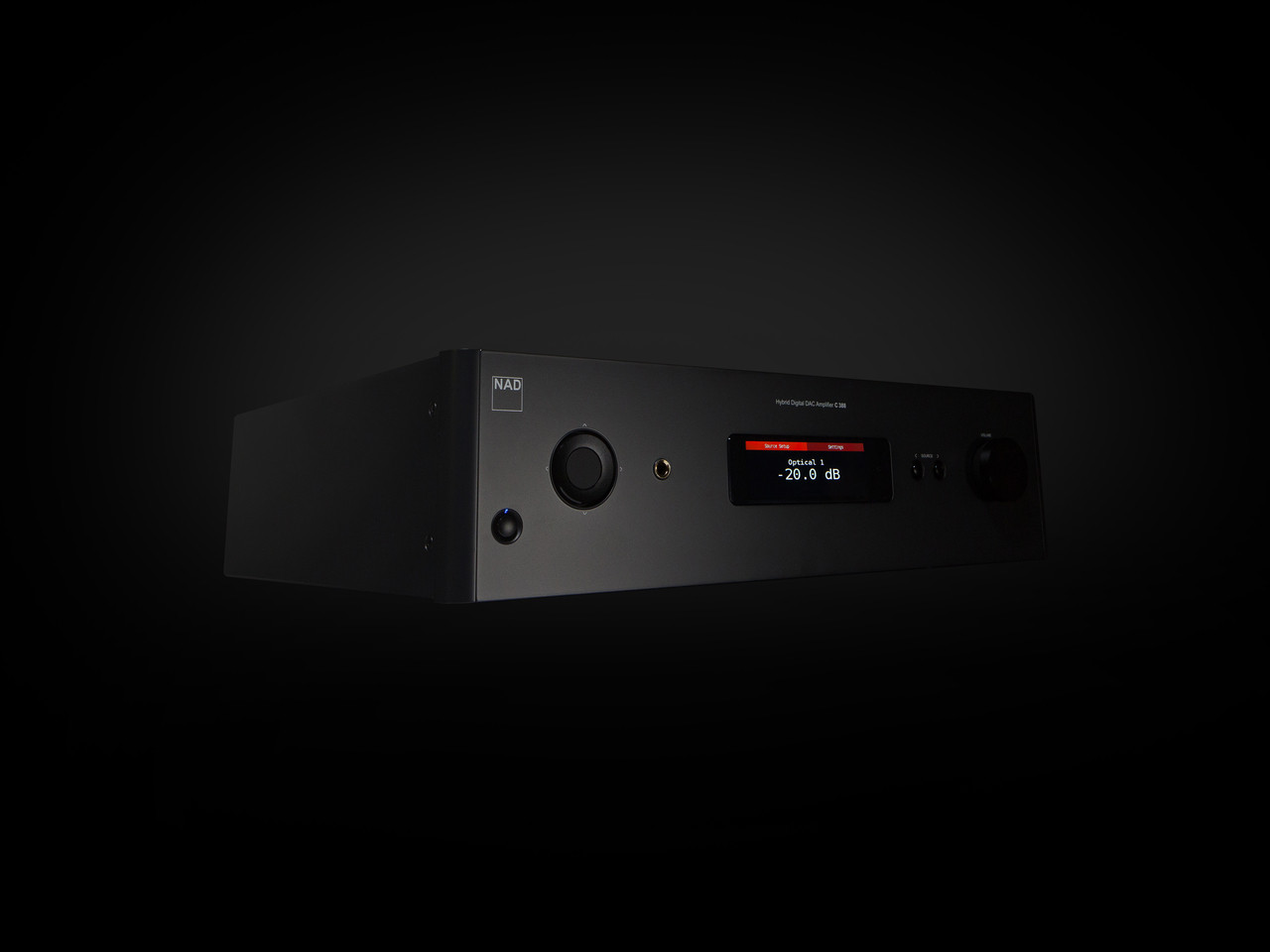 NAD C388 Integrated Amplifier
