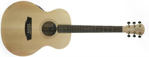 Cole Clark Angel AN1EBM Acoustic Electric Guitar