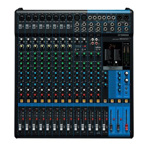 Yamaha MG16XU Mixing Desk