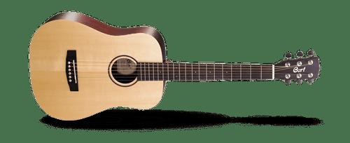 Cort C-E Mini Adirondack Acoustic Electric Guitar