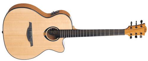 LAG T80ACE Acoustic  Electric Guitar