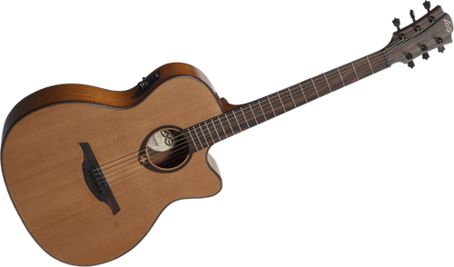 LAG T200ACE Acoustic Electric Guitar