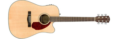 Fender CD140SCE NAT Acoustic Electric Guitar
