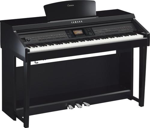 Yamaha CVP701PE Clavinova Electronic Piano