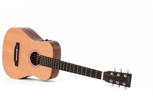 Sigma TM-12E Acoustic Electric Travel guitar
