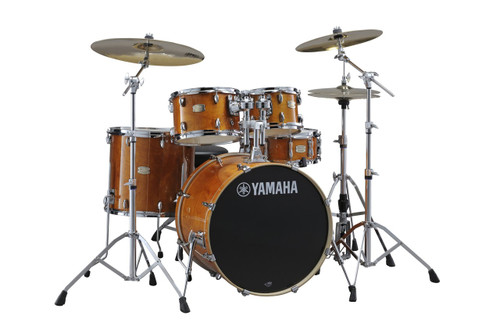 Yamaha Stage Custom Birch Drum Kit Jazz with no hardware