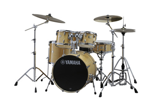 Yamaha Stage Custom Birch Jazz Drum Kit with Hardware