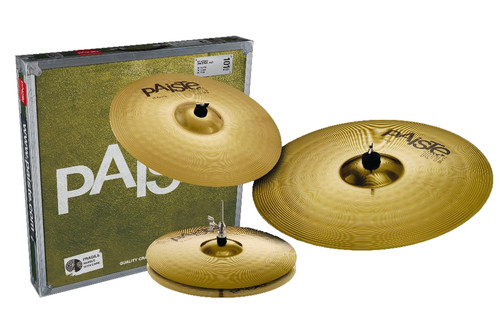 Paiste 101 Cymbal Pack