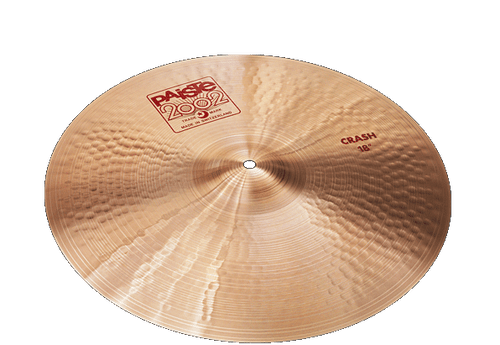 "Paiste 2002 20"" Crash Cymbal"