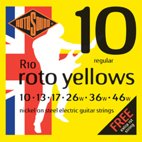 Rotosound Electric Strings