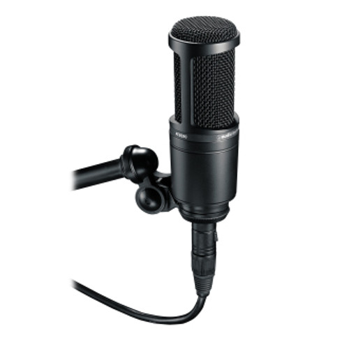 Audio Technica AT 2020 Condenser Microphone