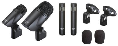 TASCAM TM-Drums Drum Microphone Set