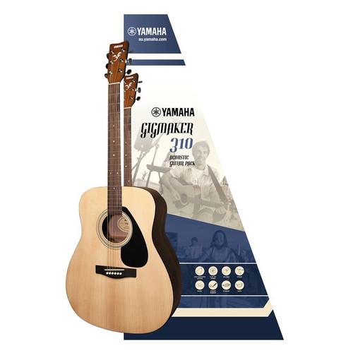 Yamaha F310P Acoustic Guitar Pack