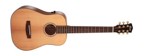 Cort Gold Mini F Acoustic Electric Guitar