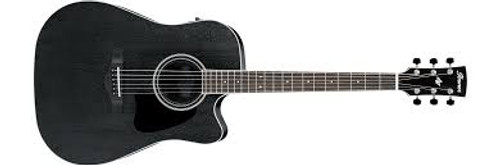 Ibanez AW84 CE Acoustic Electric Guitar