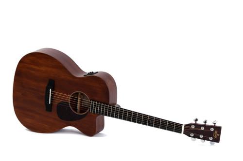 Sigma 000MC-15E Mahogany Acoustic Electric