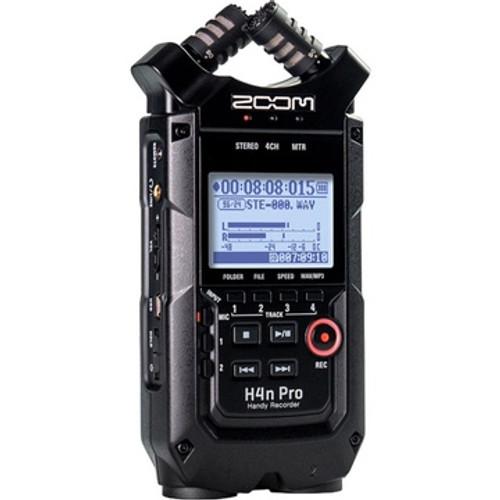 ZOOM H4n Pro Black Handy Audio recorder
