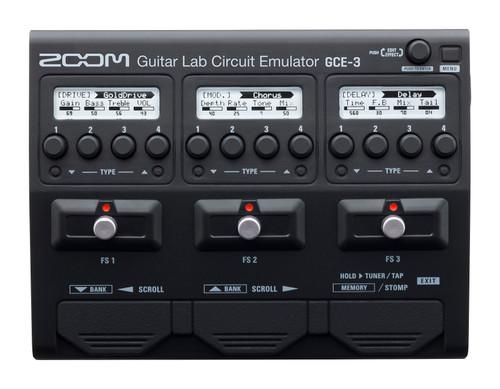 ZOOM GCE-3 Guitar Lab Circuit Emulator