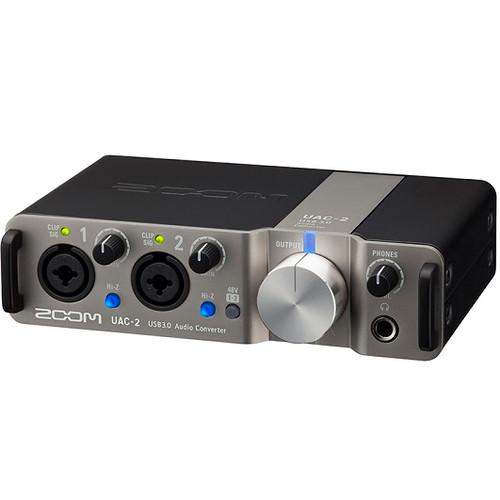 ZOOM UAC-2 USB 3.0 Audio Converter